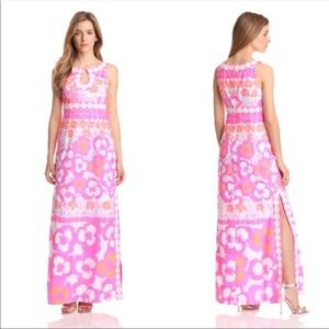 Lilly Pulitzer Didi Maxi Dress in Pansy  Dance